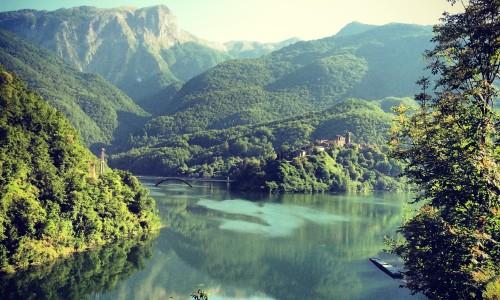 Lago di vagli 2